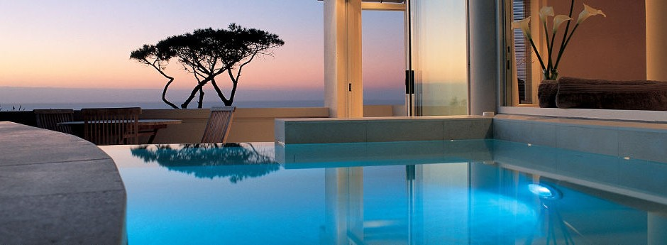 high-end apartments and villas for discerning holiday makers
